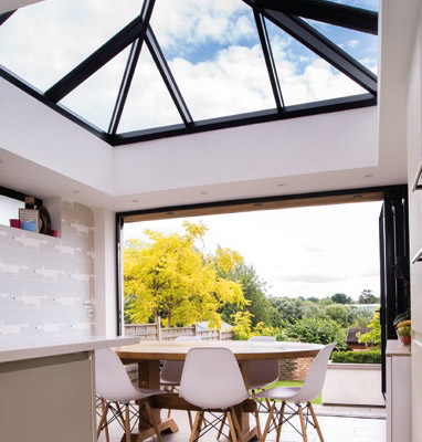 Lantern Roof Light - 01